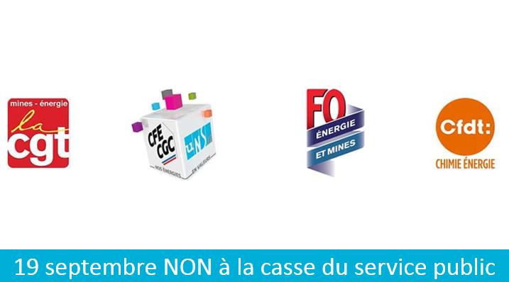 LA CASSE DU SERVICE PUBLIC DE L'ELECTRICITE