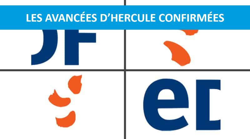 Découpage d'EDF