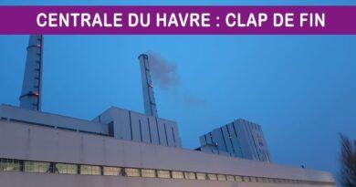 Arrêt définitif pour la Centrale du Havre