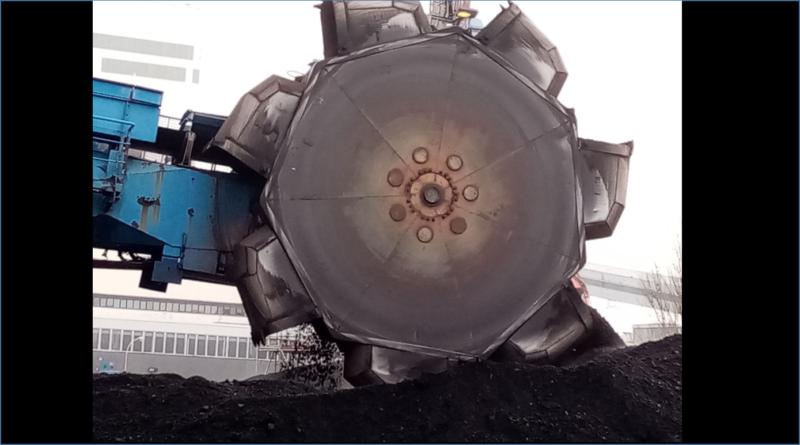 Machine à charbon